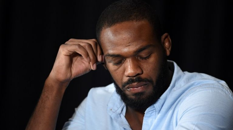 Jon Jones' drug test finding forces entire UFC 232 card to switch states