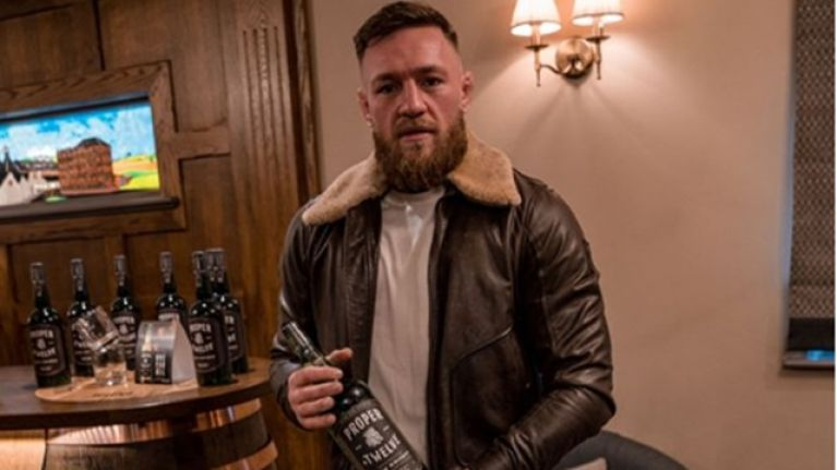 Conor McGregor insists money was not motivation to move into whiskey business