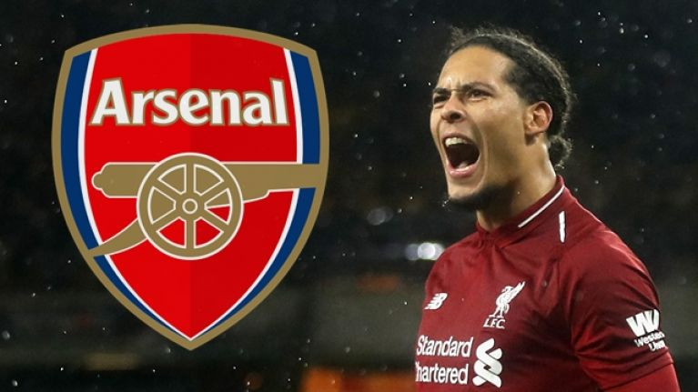 Arsenal passed up chance to sign Virgil Van Dijk for just £12m because he was 'too nonchalant'