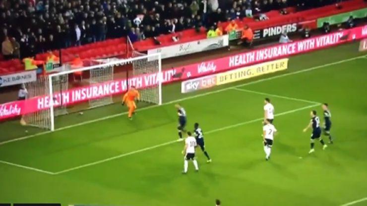 Liverpool loanee Harry Wilson scores another brilliant free-kick
