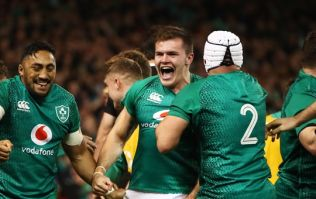Top 10 tries of Irish Rugby's most successful year