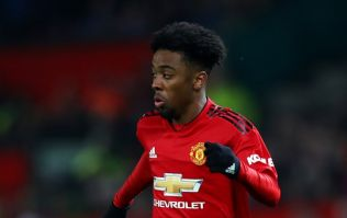 Manchester United teenager ears blocked up in Old Trafford noise