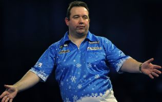 Fermanagh's Brendan Dolan storms into the quarter-final of the World Darts Championship