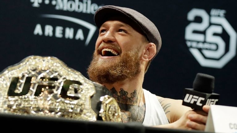 Dana White sticks to his guns over Conor McGregor's next fight