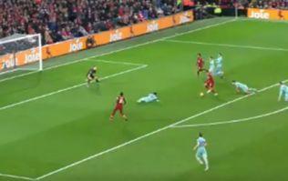 Robert Firmino drops multiple Arsenal defenders as he bags sensational hat-trick