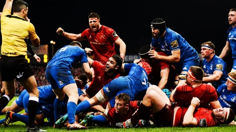 Munster revive Ireland's greatest rivalry by dishing out beating to Leinster