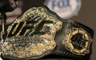 UFC continue to hint at redesign of championship belts