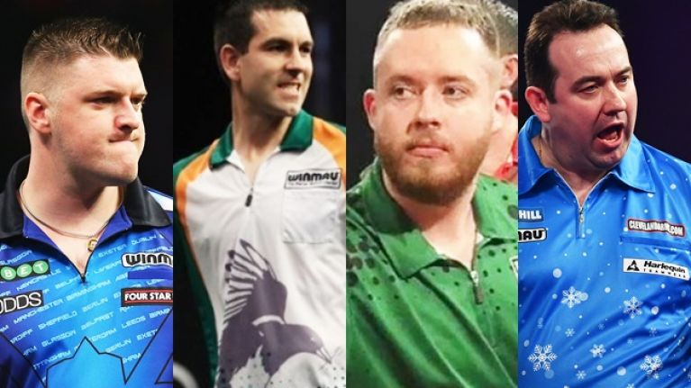 When the four islanders of Ireland are throwing next