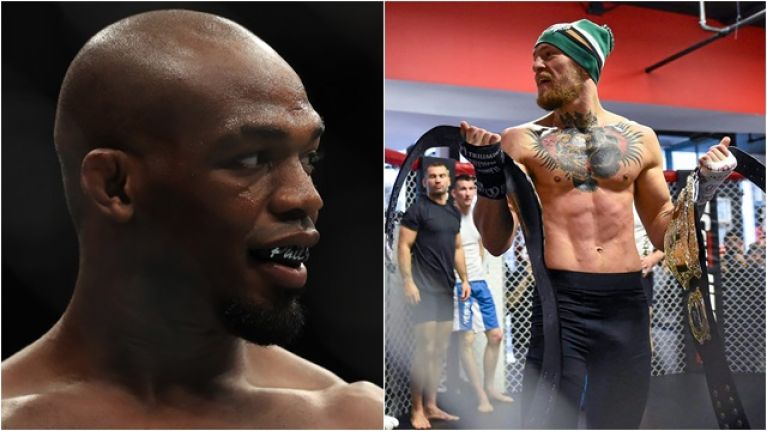 Jon Jones uses Conor McGregor's achievements in latest taunt aimed at Daniel Cormier