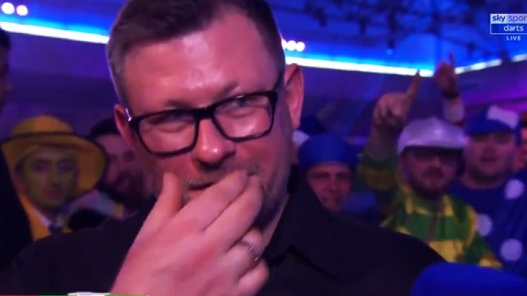 James Wade finally apologises but it's too late for some
