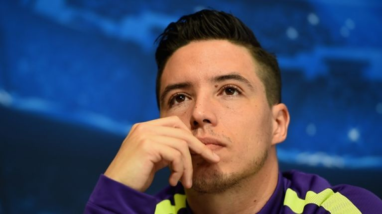 West Ham United to make a decision on Samir Nasri very soon
