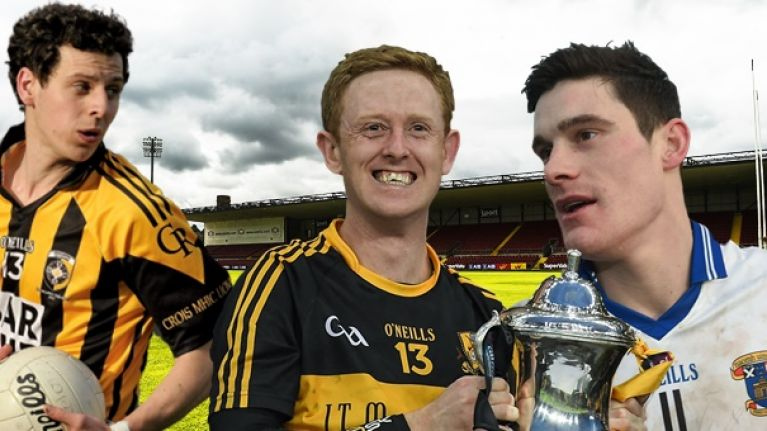 1-32 power ranking of the most competitive football championships in Ireland