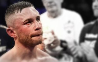 Carl Frampton tells Josh Warrington what surprised him about Manchester slugfest