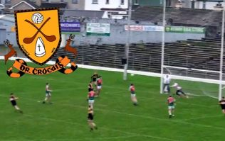 Dr Crokes just scored the goal of 2018 and the GAA are trying to outlaw it