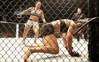 Amanda Nunes announces herself as the greatest female fighter in MMA history