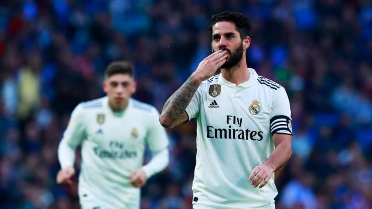 Real Madrid name asking price for Isco and three English clubs are keen