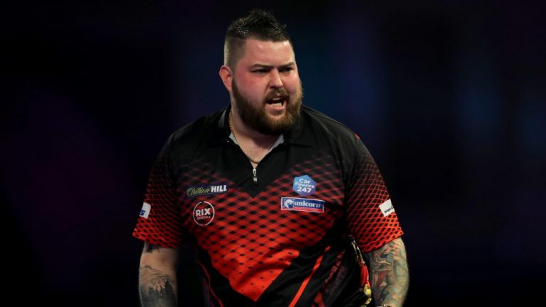 Michael Smith's wedding plans are absolutely sensational