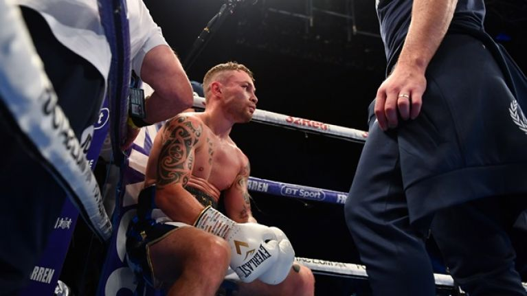 Carl Frampton reveals the fights that would tempt him back into the ring