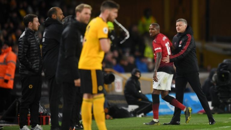 Ole Gunnar Solskjaer's classy gesture before Wolves clash went unnoticed