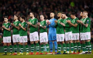 Ireland move up five places in latest Fifa world rankings