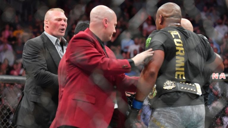 Brock Lesnar set to return to UFC in August for shot at heavyweight title