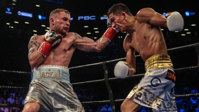 "Carl Frampton on third Leo Santa Cruz fight: ""The fucker won't fight me!"""