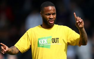 Raheem Sterling pays for 550 tickets for pupils at his school