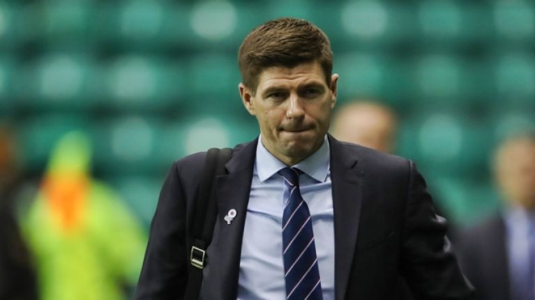 Rangers to build a fence around their training ground to prevent people spying on Steven Gerrard's team