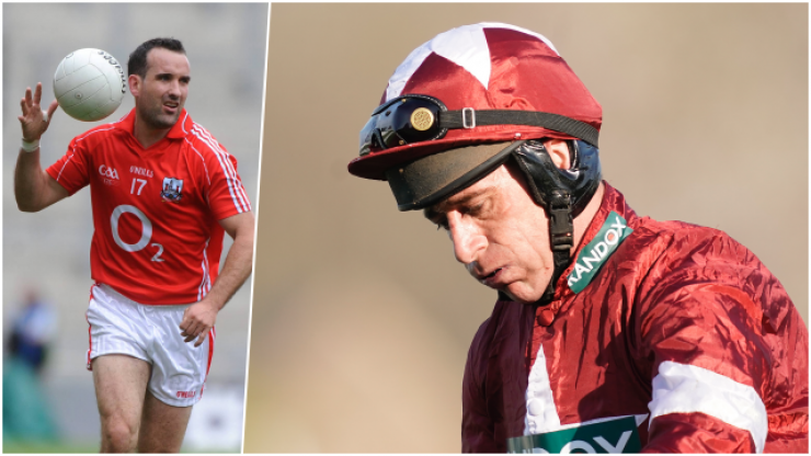 Davy Russell dedicates Grand National win to Cork footballer with rare form of cancer