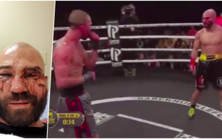 Artem Lobov and Jason Knight engage in absolute bloodbath in Bare Knuckle FC debuts
