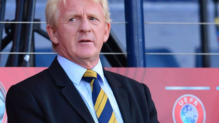 Gordon Strachan 'faces axe' from Sky over Adam Johnson comments