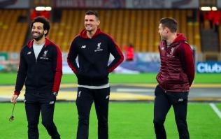 Dejan Lovren shares video of incredible Mo Salah lookalike spotted in Liverpool