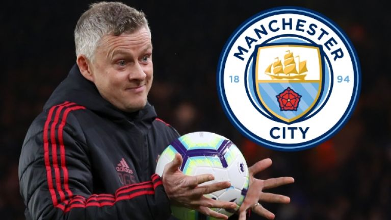 Man United's hopes of knocking out Barcelona hampered by City