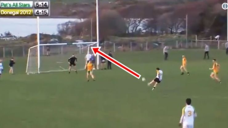 Mortimer's missiles off the left and McDonnell a fox in the box on Pat Shovelin's dream weekend