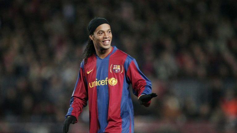 Ronaldinho's son Joao Mendes signs for Cruzeiro