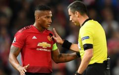 Antonio Valencia appears to confirm his next club on Twitter