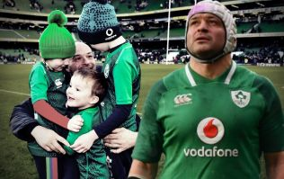 """If you say I can't do something, I'm going to show you I can"" - Rory Best"