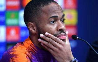 Raheem Sterling did not reciprocate Virgil van Dijk's vote in Player of the Year awards