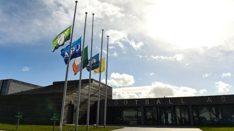 FAI take just 19 minutes to respond to Sport Ireland funding decision