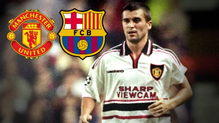 Rivaldo, Roy Keane, two crazy nights and the conception of 'Football, bloody hell!'