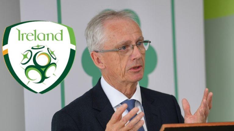 "Sport Ireland to ""suspend future funding"" to FAI"