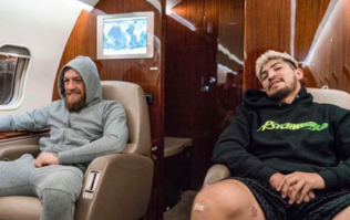 Dillon Danis reveals advice given to him by Conor McGregor