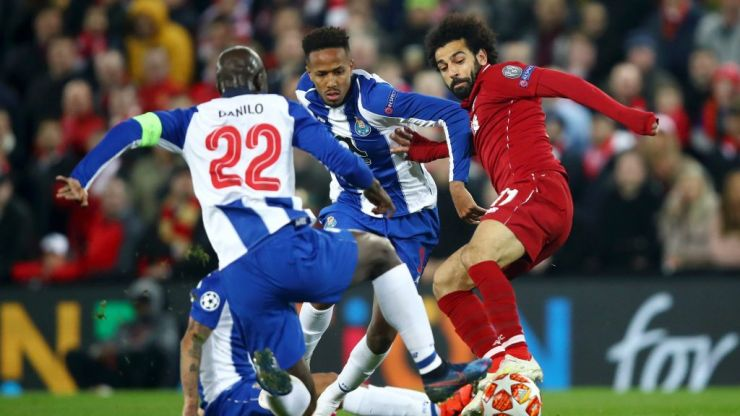 Graeme Souness adamant that Mo Salah should have been sent off in victory over Porto
