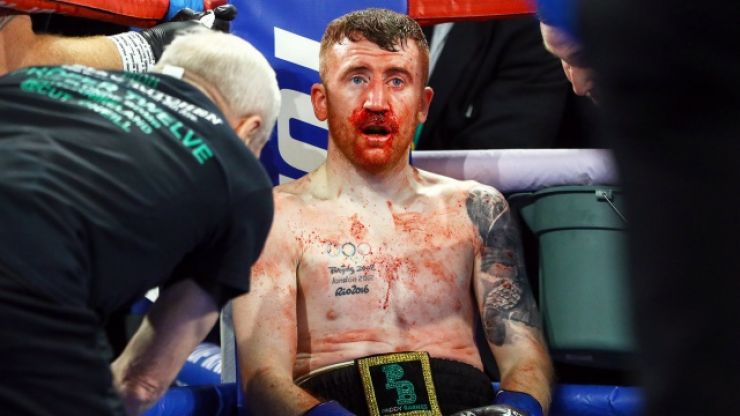 Paddy Barnes changes mind on retirement and vows to stay at flyweight