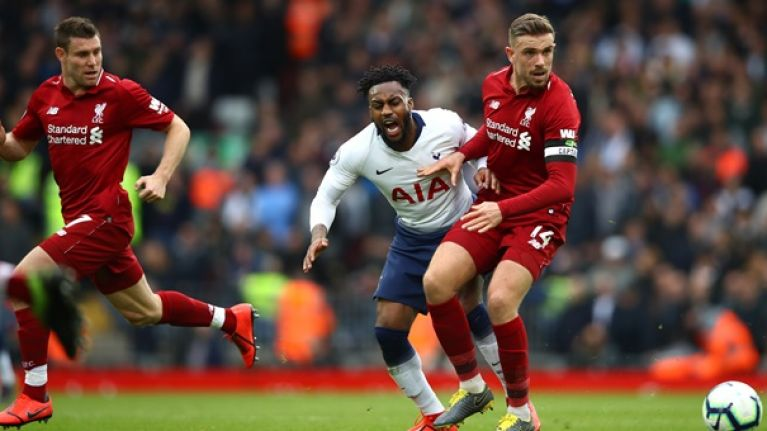 What is Liverpool's best midfield trio?