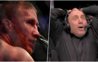 Joe Rogan proclaims Justin Gaethje the most violent man in MMA