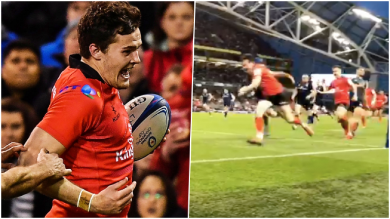 Footage from new angle has everyone talking about Jacob Stockdale again