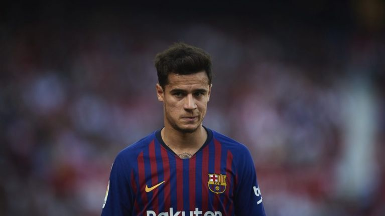 Philippe Coutinho: Two English clubs interested in signing Brazilian from Barcelona