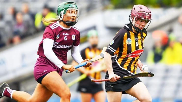 """""""It's fantastic to have had it at Croke Park and hats off to the Camogie Association for that"""""""