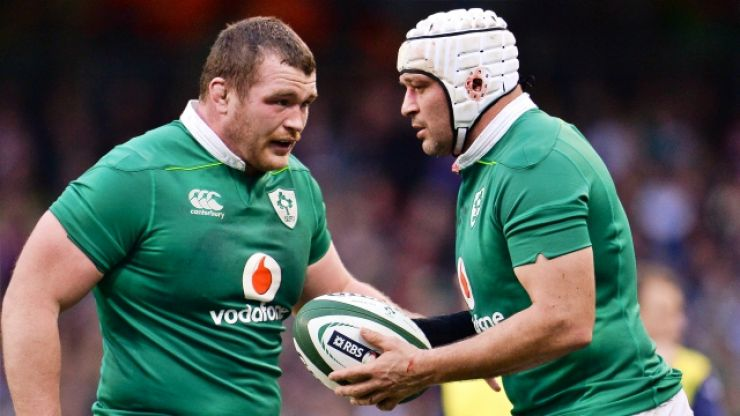 Rory Best makes valid point about Jack McGrath's impending Ulster move